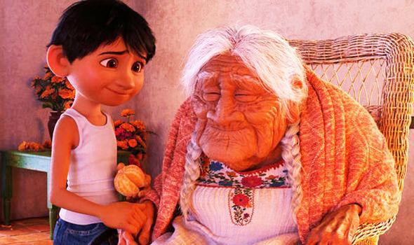 (c) Disney Pixar